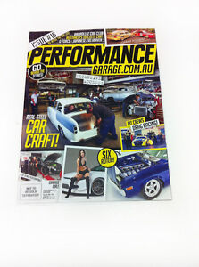 PERFORMANCE GARAGE #16 Holden Ford JDM Toyota GT Mazda Skyline Rotary Subaru