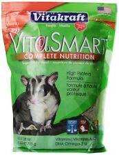 Vitakraft Vita Smart Sugar Glider Food , New, Free Shipping