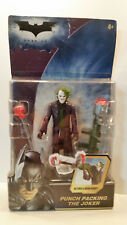 DC Comics The Dark Knight Punch Packing The Joker MOC 2007