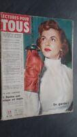 Revista Lecturas Para Todos Mensual Junio 1957 N º 42 En Guardia ABE