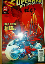 SUPERMAN ACTION COMICS #812 NM+ SIGNED MICHAEL TURNER SEALED DYNAMIC FORCES CoA