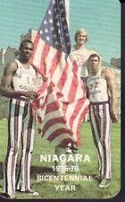 1975-76 Niagara University Basketball Schedule jhhp
