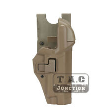 Serpa Level 2 Right Hand Pistol Holster w/ Jacket Slot for Sig Sauer P226 P229
