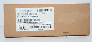 *NEW* Dialight SHELW2100GND6 Compact High Intensity LED Downlight GREEN