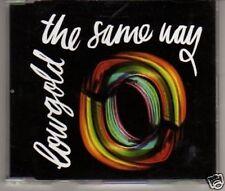 (A618) Lowgold, The Same Way - DJ CD