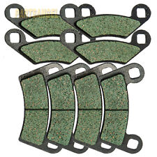 Fr+R Carbon Brake Pads For Polaris Razor RZR 800, RZR 800 S & RZR 570
