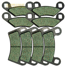 Fr+R Kevlar Carbon Brake Pads For Polaris Razor RZR 800, RZR 800 S & RZR 570