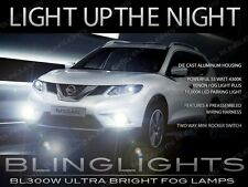 Xenon Halogen Fog Lamp Driving Light Kit w/ Harness for 2014-2017 Nissan X-Trail
