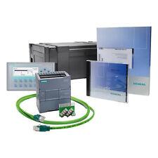 Siemens 6AV6651-7KA01-3AA4 S7-1200+KTP400 BASIC STARTERKIT CPU 1212C