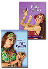 How to Play Finger Cymbals DVD Set with Ansuya - Belly Dance