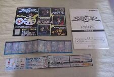 1998 Namco Soul Calibur Jp Artworks