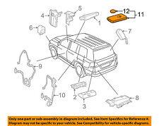 Toyota Oem Land Cruiser Keyless Entry-Key Fob Remote Transmitter 8990460771