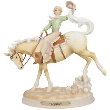 Horse Whispers WILD AT HEART Figurine - No longer crafted