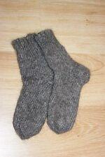 Russian traditional socks. 100% wool goats. handmade. very warm.