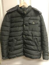 Barbour Cowl Quilted Down Jack
