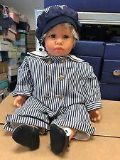 Götz / Carin Lossnitzer Vinyl Puppe 53 cm. Top Zustand