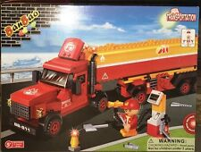 Banbao 8765 Oil Tanker Dock Set 438pcs