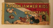 Katzenjammer Kids in the Mountains, Saalfield oblong Big Little Book # 1055