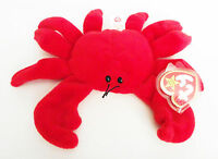 TY BEANIE BABY DIGGER PVC 4TH GEN HANG TAG 3RD GEN TUSH TAG 8 ERRORS RETIRED NEW
