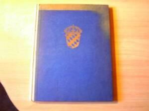 Dr.Hans Karlinger Alt-Bayern. Ein Bilderband z. Heimatkunde m.r. 200 Abbild 1922