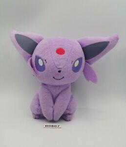"Espeon B0807 Pokemon Banpresto 6"" Plush 2013 Stuffed Toy Doll Japan"