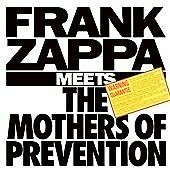 Frank Zappa Meets The Mothers Of Prevention, Frank Zappa, Audio CD, New, FREE &