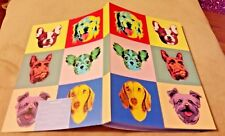 Dachshund Golden Ret. Boston Terrier Chihuahua Dogs Notebook Journal Blank Pages
