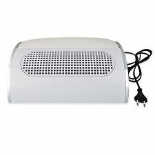 110V&220V Nail dryer machine Nail Dust Suction Collector UV Gel Nail Tools