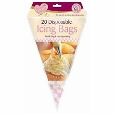 Queen Of Cakes 20 Disposable Icing Bags