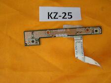 Toshiba Satellite M60-167 Powerbutton Platine #Kz-25