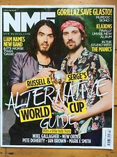 NME 05/06/10 Russell Brand & Serge Pizzorno cover, Sleigh Bells, Rolo Tomassi