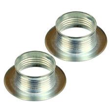 5x Ring Schraubring Iso Kunststoff für Fassung E14 gold Leuchte Lampe Ersatz