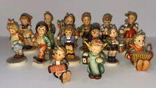 Hummel Goebel figurines W. Germany - lot of 14