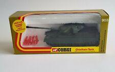 Rare Unused Corgi Toys No. 903, Chieftain Tank, - Superb Pristine Mint Condition