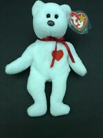 Valentino (origiinal) Extremely rare 1993 Beanie Baby With Errors And Brown Nose