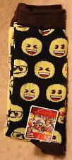 New Emoji Mens' Crew Socks Size 10-13