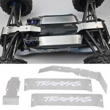 4Pcs RC Chassis Protector Armor Skid Plate Protection for Traxxas E-Revo RC Car