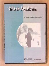 RARE DVD DOCUMENTAIRE / JULIA EN ANDALOUSIE / LES MINI REPORTERS / TRES BON ETAT