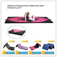Folding Mats Panel Gymnastics Tumbling Family Yoga Training Exercise Promotional