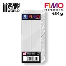 Fimo Professional 454gr - Dolphin Grey - OOAK Sculpting Polymer Oven Bake Clay