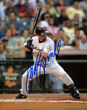 JEFF BAGWELL SIGNED AUTOGRAPH 8X10 PHOTO HOUSTON ASTROS
