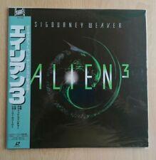 Alien 3 (1992) NTSC Pan & Scan Japanese Laserdisc PILF-1601