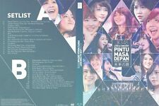 JKT48 LIVE IN CONCERT – PINTU MASA DEPAN (MIRAI NO TOBIRA) (DVD) 2016
