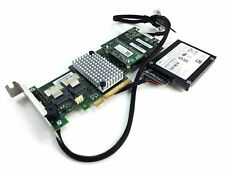 9265-8i LSI MegaRaid 6Gbps SAS/SATA 1GB Raid Controller w/ Battery Low Profile