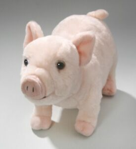 NEW PLUSH CUDDLY CRITTERS PIG SOFT TOY PIGLET TEDDY