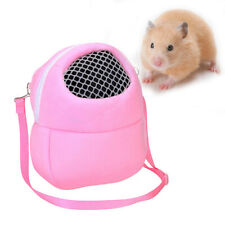 Chinchilla Guinea Pig Travel Warm Bag Cute Animals Carrier Hamster Carry Pouch