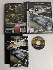 NEED FOR SPEED MOST WANTED PAL FRA GAMECUBE COMPLET TBE