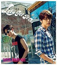 Let's Get It On * by Eunhyuk/Donghae/Super Junior-D&E (CD, Aug-2015, 2 Discs)
