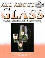 All About Glass 13-3: Washington Company-Opalescent Novelties-Viking Astra-More