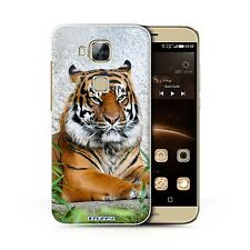 STUFF4 Case/Cover for Huawei G8/Wildlife Animals/Tiger